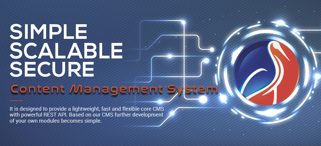 Content Management System - Simple, Secure, Scalable